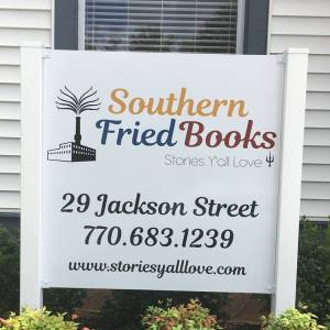 southernfried books sign